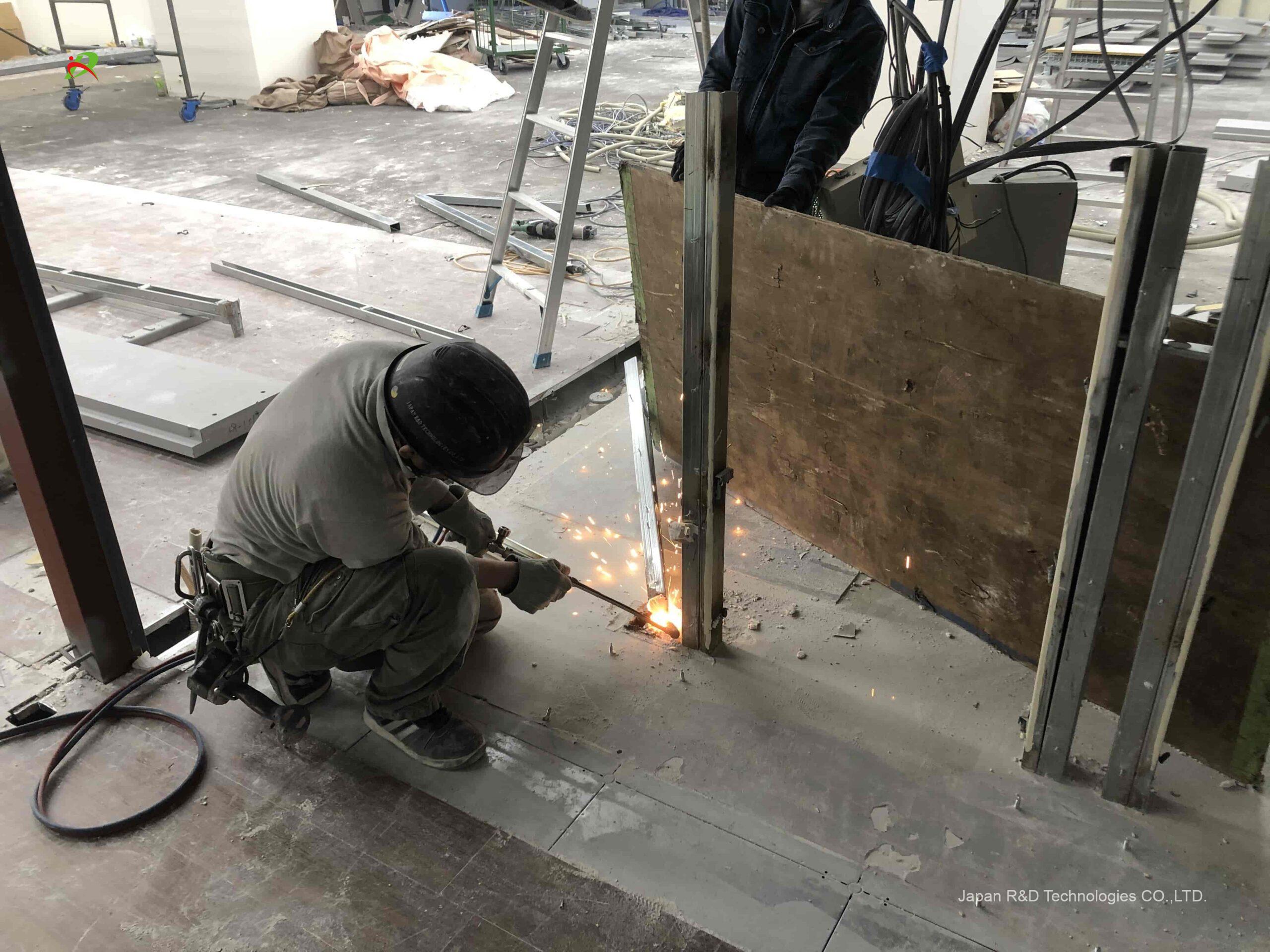 茨城県 取手市 内装解体工事